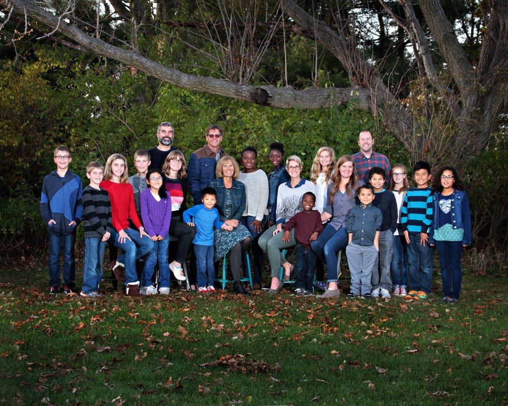 Ringger Family Photo