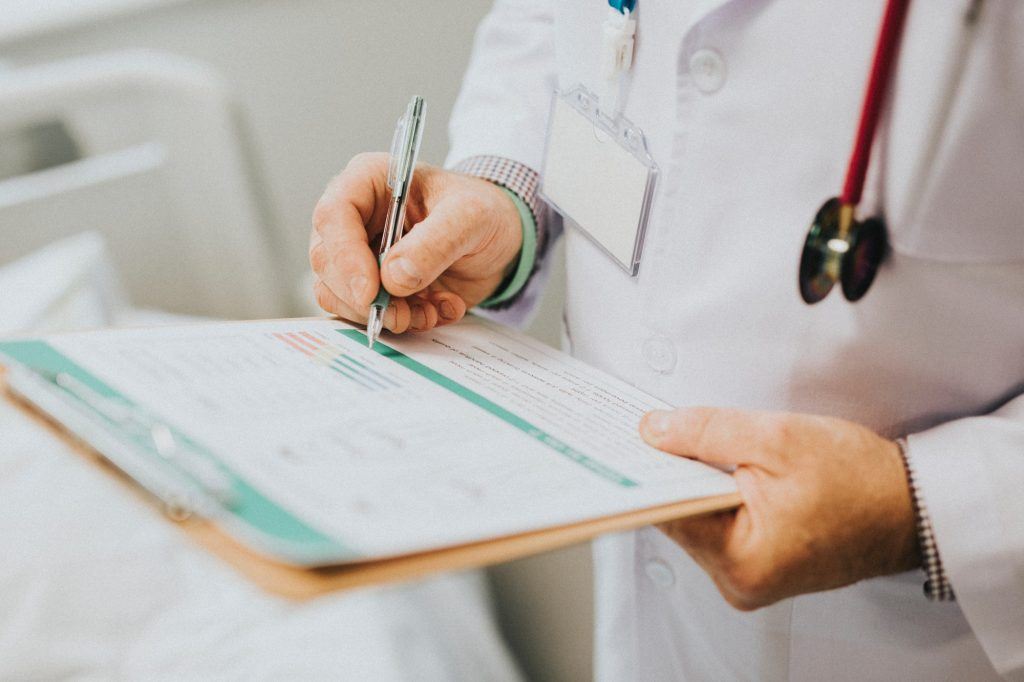 Doctor Nurse Clipboard